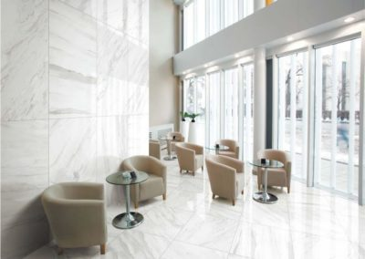 ARPHA WHITE MARBLE TILE | 白底雲石紋瓷磚 (04)