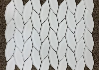 ARPHA SUPER WHITE MATT MOSAIC | 超白磨砂玻璃馬賽克