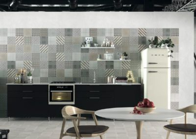RICCHETTI ITALIAN FEATURE TILE | 意大利特色牆瓷磚 (04)